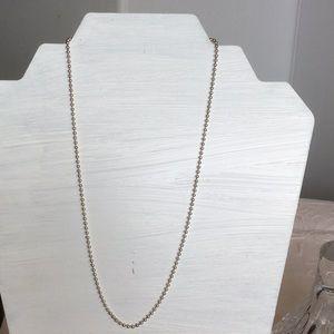 Silver Choker chain